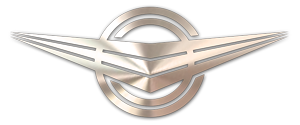 chrome carroll county airport logo