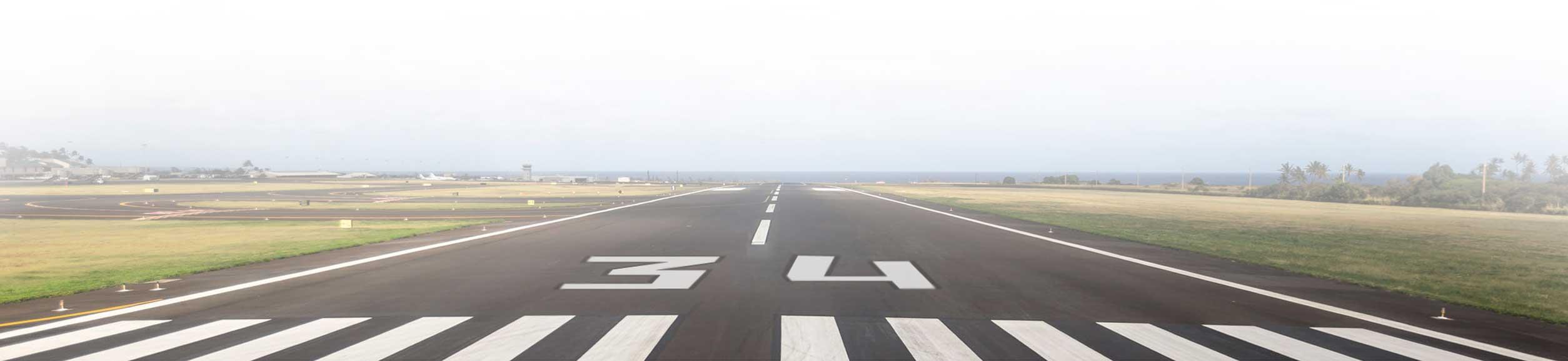 runway 34